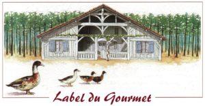 logo label du gourmet
